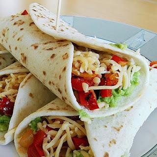 Sweet Tortilla Wrap Recipes