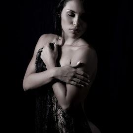 Just Fer by Luis Alonso Ramirez - Nudes & Boudoir Boudoir ( erotic, sexy, boudoir, beauty, sensual )