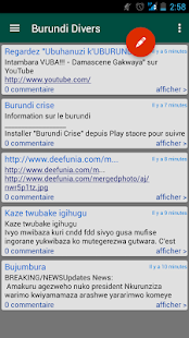 Burundi Opinions - screenshot