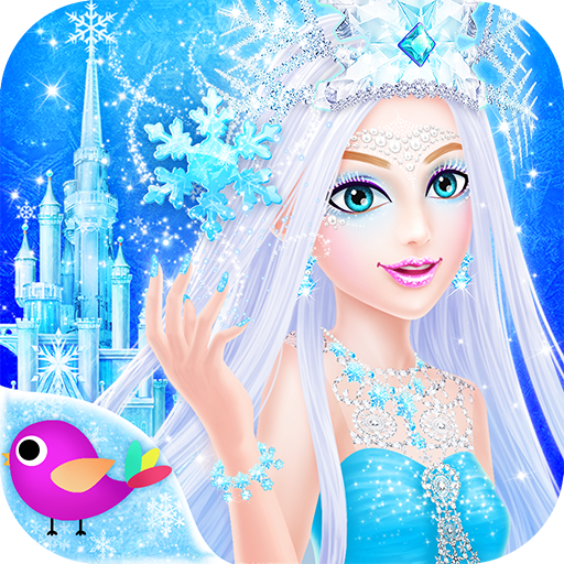 Princess Salon: Frozen Party (game)
