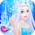 Princess Salon: Frozen Party