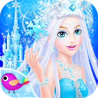 Princess Salon: Frozen Party For PC (Windows And Mac)