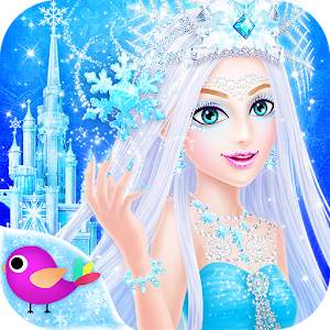 Princess Salon Frozen Party Android Apps On Google Play