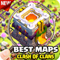 App Best coc base 2017 APK for Kindle