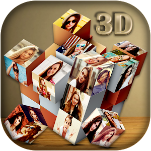 3d photo collage maker 2018 android apps on google play. Black Bedroom Furniture Sets. Home Design Ideas
