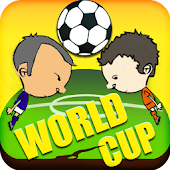 Head Soccer World Cup APK for Bluestacks