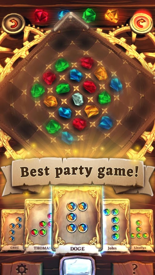Molus Gems Party Screenshot 2