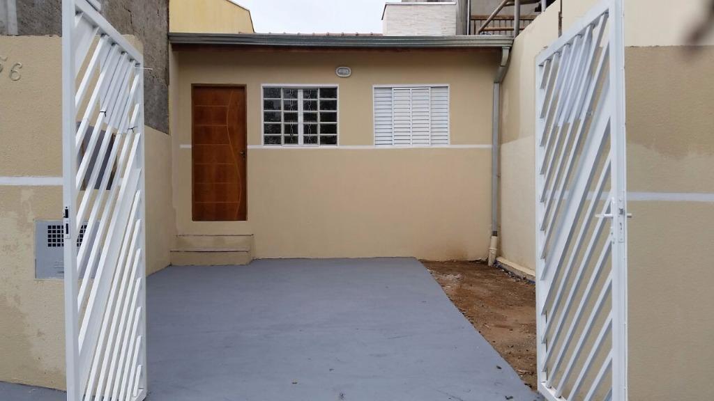Casa  residencial à venda, Loteamento Residencial Novo Mundo...