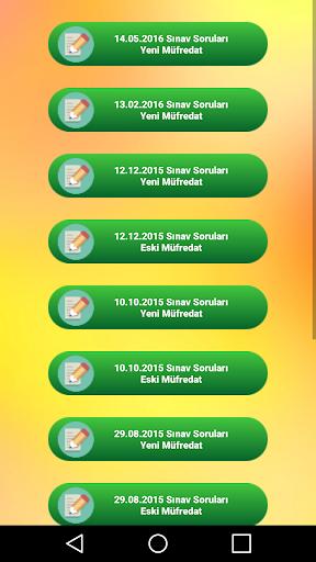 Ehliyet Sınav Soruları PRO - screenshot