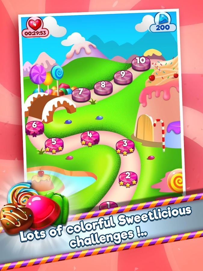 Goober Candy Craze Screenshot 5