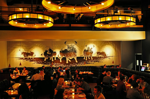 Restaurants and Cafes in Financial District