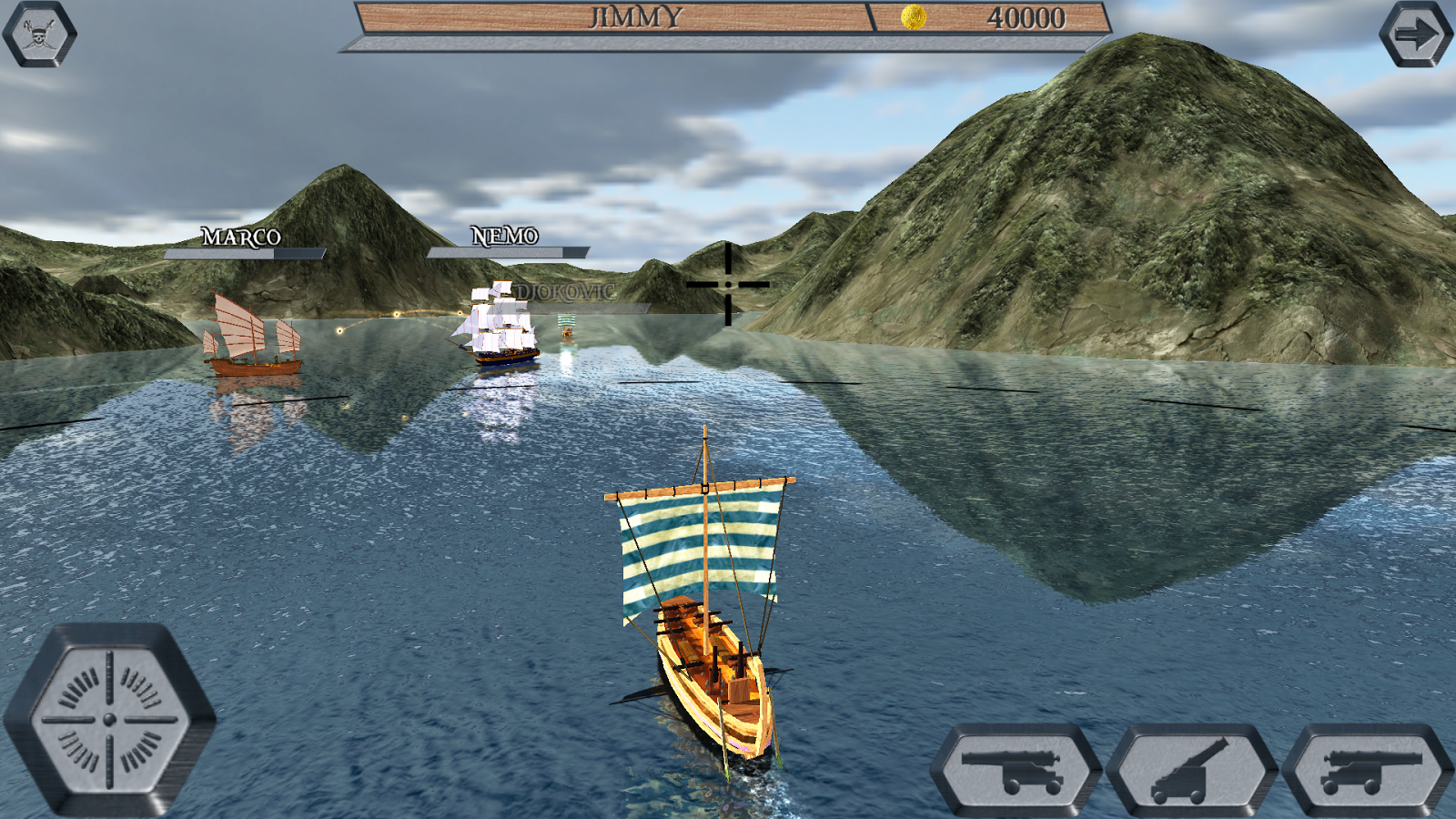 World Of Pirate Ships Screenshot 13