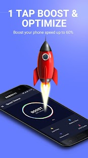 Speed Cleaner-phone boost & space cleaner for pc