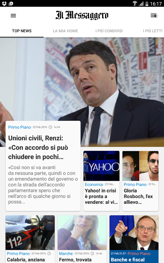 Il Messaggero Screenshot 16