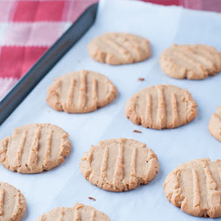Reduced Sugar Peanut Butter Cookies Recipes