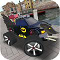 Game Batmobile Flight Drift APK for Kindle