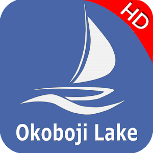 Okoboji Lake Offline GPS Nautical Charts For PC / Windows 7/8/10 / Mac – Free Download