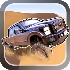 Off road desert race & drift 2