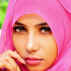 Nana Marisa Hasbi by Abdy Photoworks - People Portraits of Women