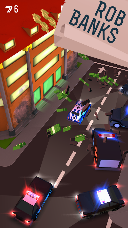 Drifty Chase Screenshot 1