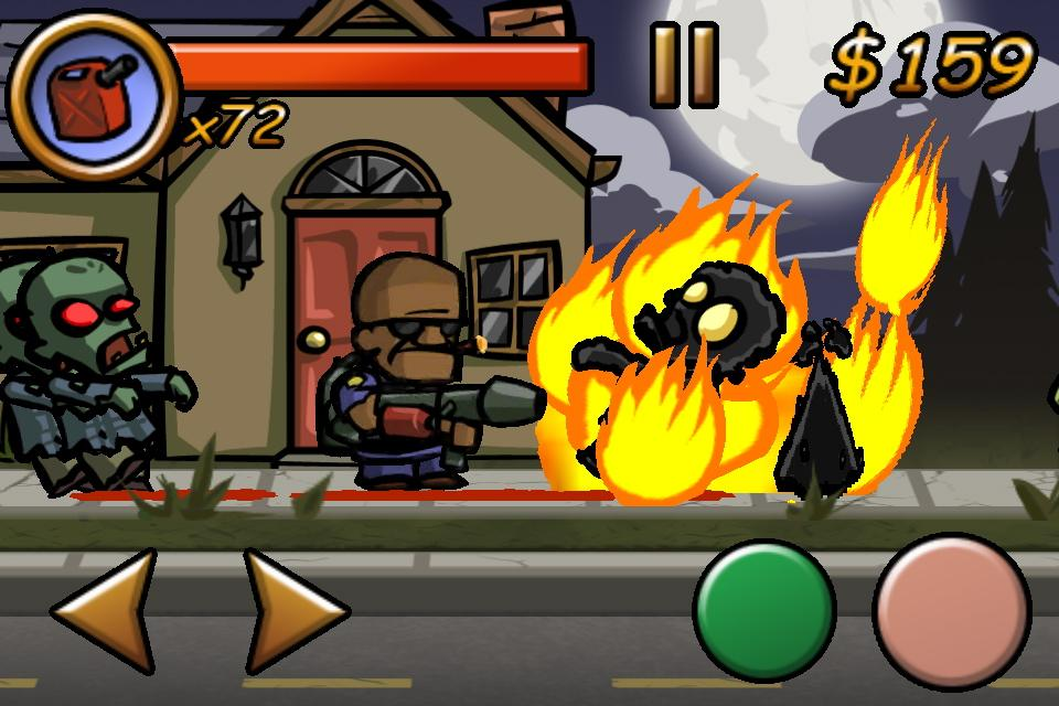 Zombieville USA Screenshot