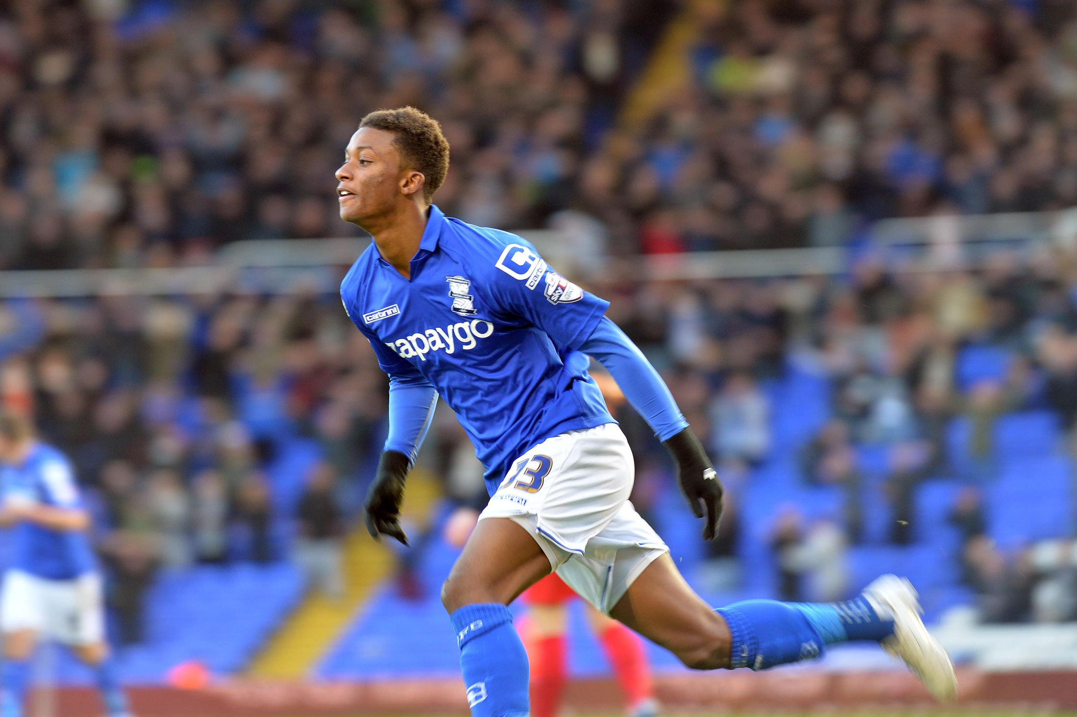 Done Deal: Leicester complete £3.75m move for Demarai Gray