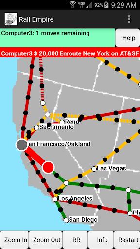 Rail Empire - screenshot