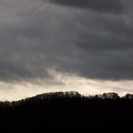 Гора by Georgi Kolev - Novices Only Landscapes ( небе., есен., време., тишина., планини. )