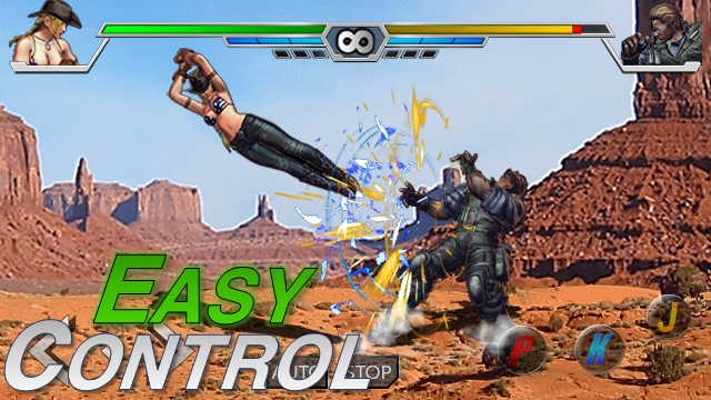 Infinite Fighter-fighting game Screenshot 5