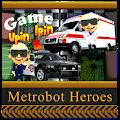 Game Si Kembar Heroes of Metrobot APK for Kindle