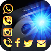 Download Alertes Flash For All Apps Pro APK on PC