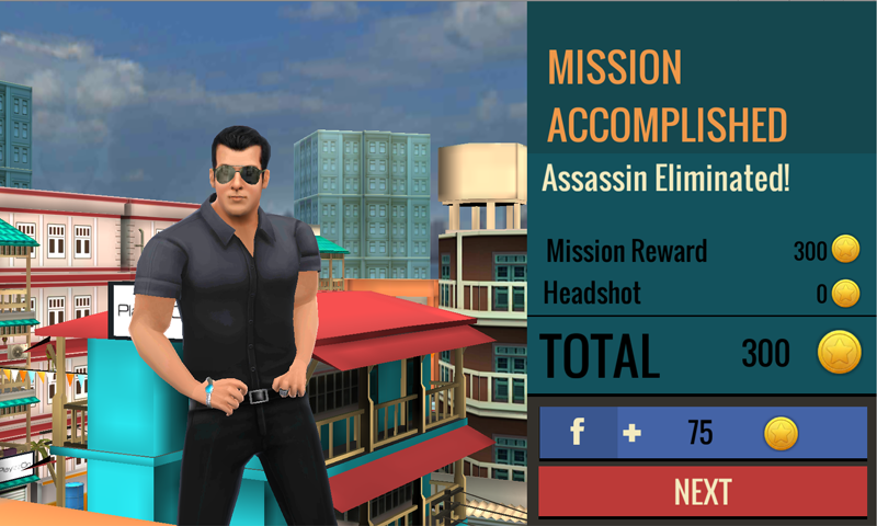 Being SalMan:The Official Game Screenshot 4
