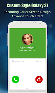 Caller Screen Galaxy S6/S7 Id