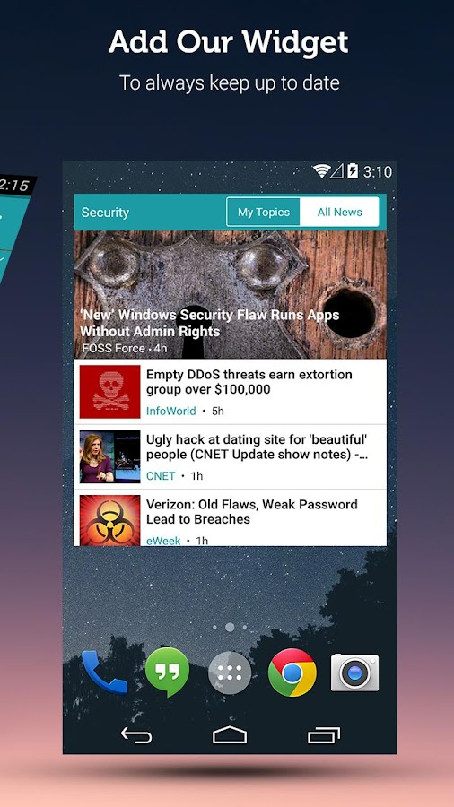 Cyber Security News Screenshot 4
