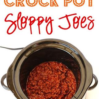Crock Pot Sloppy Recipes
