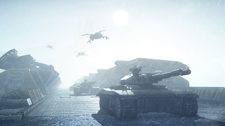 Planetside 2 to launch on PS4 later this month