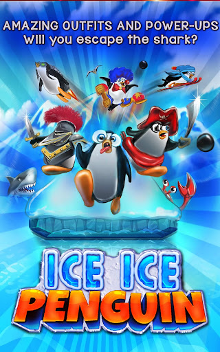 Ice Ice Penguin - screenshot