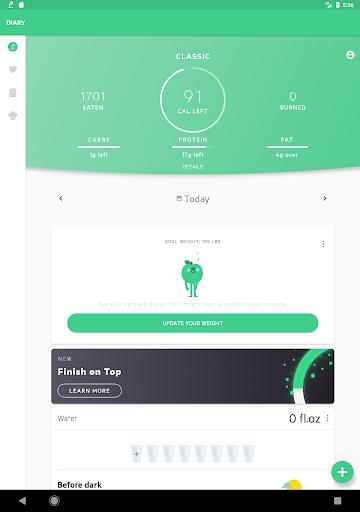 Lifesum - Diet Plan, Calorie Counter & Food Diary screenshot 9