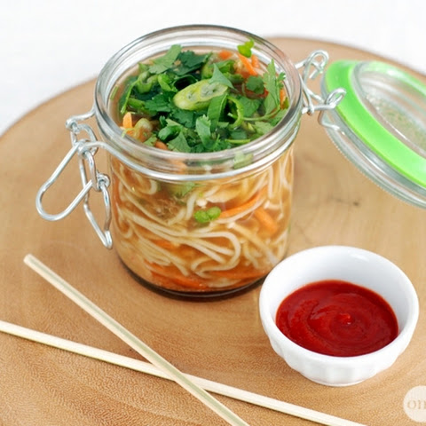 Homemade Instant Noodles
