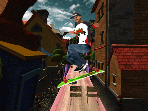 Skate Dude - screenshot