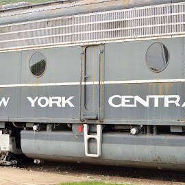 New York Central by Lori Gauthier - Novices Only Objects & Still Life