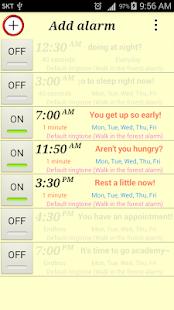 Speaking Alarm Clock APK for Bluestacks