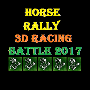 Download Horse Rally 3D Racing Battle 2017 For PC Windows and Mac