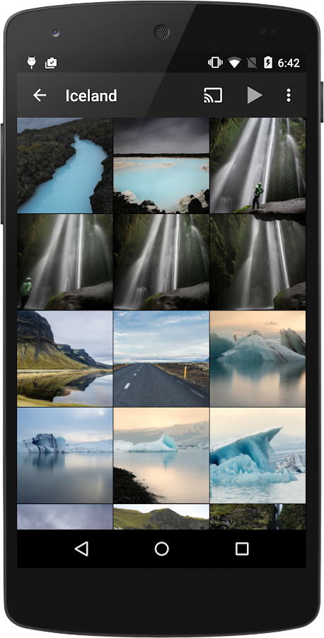 gFolio Photos for Google Drive Screenshot 4