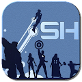 App Super Heroes - Live Wallpaper version 2015 APK