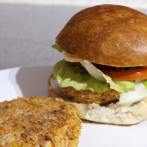 Easy Chickpea Burgers