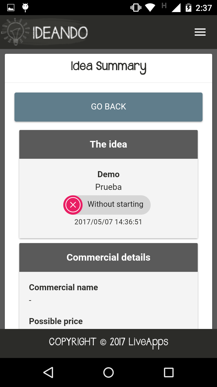 Ideando Pro Screenshot 7