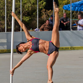 Pole Dancing by Louis Pretorius - Sports & Fitness Other Sports