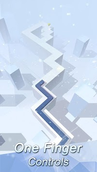 Dancing Line By Cheetah Games APK screenshot thumbnail 2