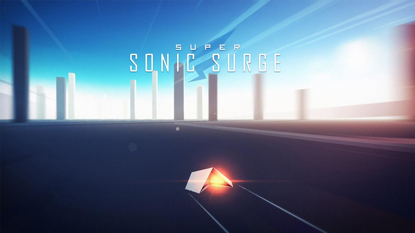 Super Sonic Surge Screenshot